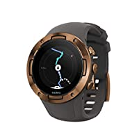 SUUNTO 5 多种运动 GPS 手表,腕带心率传感器