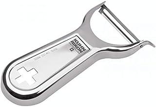 Kuhn Rikon 瑞士金属削皮器,4 英寸 金属色 1 - 包 2777