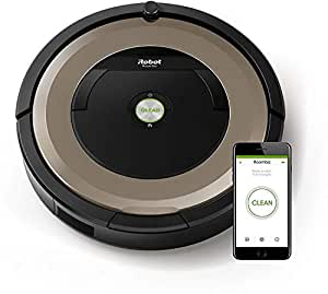 iRobot Roomba 891 扫地机器人 可用wifi 手机兼容 强大的吸引力 可用于小块毯子、地毯、地席的清洁 自动充电 【Alexa兼容】【日本亚马逊限定】