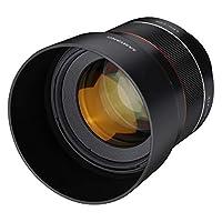 Samyang 森养 85mm F1.4自动对焦镜头 适用于索尼FE照像机