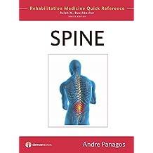 Spine (Rehabilitation Medicine Quick Reference) (English Edition)