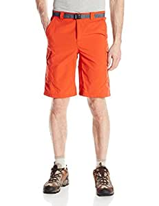 Columbia Men's Silver Ridge Cargo Short Super Sonic 10/28