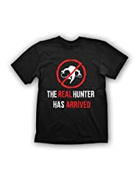 "Dying Light T 恤""The Real Hunter""L(其他平台)"