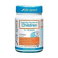Life Space 儿童调理肠胃抗过敏澳洲宝宝益生菌粉冲剂 (澳大利亚品牌)(包邮包税)