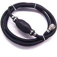 SouthMarine 燃油软管组件带底漆灯泡 3B7-70200-4 3B7-70200-3 3B7702003 适用于东发日产户外 M NS MD 5-90HP 7.93FT