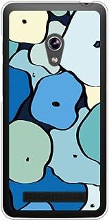 Coverfull 蓝色 SEAL 三角形1 (透明) / for ZenFone 5 A500KL/乐天移动 RASZF5-PCNT-212-M751 RASZF5-PCNT-212-M751