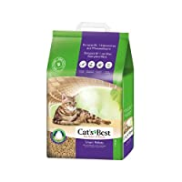CAT'S BEST 德国猫倍思结团不黏毛木猫砂 20L(进口)(新旧包装交替)