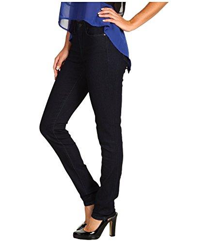 カルバンクラインカルバンクライン女性のスキニージーンズリンスダークブルー6 x 30 Lスリム