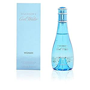 Davidoff Cool Water 女士淡香水喷雾 3.4 液盎司