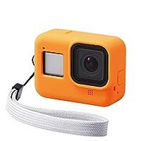 Elecom宜丽客 GoPro HERO8 Black 保护壳 硅胶材质