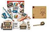 任天堂 Nintendo Labo Toy-Con: Variety Kit-Switch 五合一综合套装+原装胶带+专属额外零件(亚马逊限定配件, 需要配合switch主机)