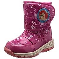 [迪士尼] 防水 防寒 带钉鞋 靴子 迪士尼 公主 女孩 DN WC022ESP