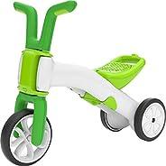 Chillafish 渐进平衡自行车和三轮车 Lime/White