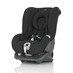 Britax 宝得适 Römer First Class Plus 汽车座椅 , 0+/1组 (新生儿- 18 kg), 2017收藏款, 宇宙黑