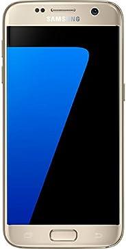 Samsung 三星 Galaxy S7 网络解锁Does not apply Mobile no contract 32 GB 金色