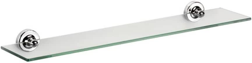 Croydex QM461441YW Worcester 玻璃架,镀铬