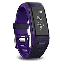 Garmin VIVOSMART HR + GPS 单反相机/摄像机承托设备附件010-01955-31 2 紫色