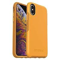 Otterbox - 蘋果 iPhone Xs/X 對稱手機殼 - 精美端口77-59530  Aspen Gleam (Citrus/Sunflower)