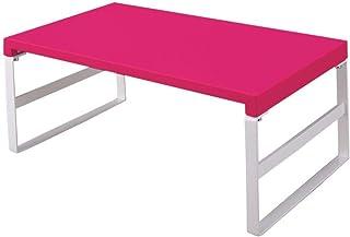 LIHIT LAB 桌面支架(显示器支架) 9.8 x 15.4 x 6.3 inches 粉红色