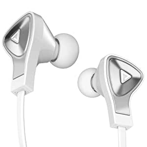 Monster DNA In-Ear Headphones with Apple Control Talk (White)