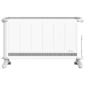 DIMPLEX Convector with Thermostat 热设置选择和计时器,3千瓦,白色 白色 N/A 403TSTI