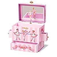 Enchantmints Ballet Class Music Box
