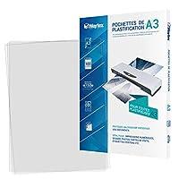 Waytex A3 层压板 75 微米光泽表面 100 片装 透明