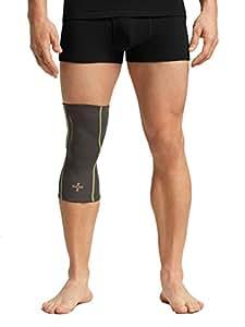 Tommie Copper Performance 及膝 2.0 袖,石板灰/TC 硫磺缝合,XXL 码
