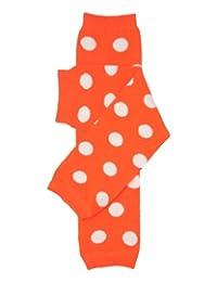 juDanzy 波尔卡圆点暖腿套 适合婴幼儿 男孩和女孩