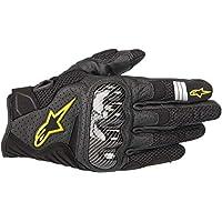 alpinestars(alpinestars) 摩托车手套 黑色/黄色 (尺寸:XL) SMX-1 AIR V2手套0518 1694470304