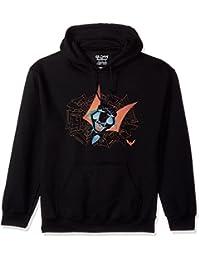 Trevco Men's Batman Beyond Swooping Down Hoodie Sweatshirt