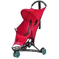 (跨境自营)(包税) Quinny YEZZ婴儿推车yezz伞车儿童推车超轻便游行伞车 红色