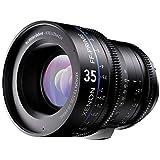 "Schneider十字架 1077200 Cine 镜头""FF-Prime T2.1/35 毫米,Nikon/ft"" 黑色"