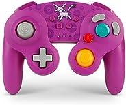 PowerA Pokemon 无线GameCube 样式控制器,适用于任天堂切换器 - Espeon