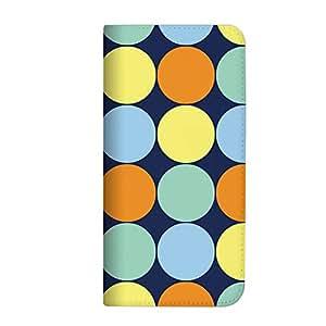 mitas iphone 手机壳51NB-0073-NV/iPhone Xs 1_iPhone (iPhone XS) ネイビー(ベルトなし)