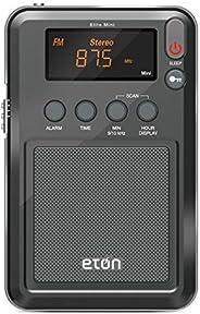 Eton Elite 迷你紧凑 AM/FM/短波收音机