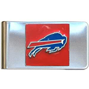 NFL Buffalo Bills Steel Money Clip