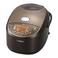 象印 IH电饭煲 1升 (10合) *炊煮 棕色 ブラウン(明るめ) 1升 NP-VZ18-TA 需配变压器