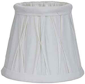 丝绸,带固定夹,用于灯泡类型蜡烛,大教堂,12 厘米