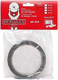 进口中性款 - 成人 Roto Hercules Rim 胶带 黑色 9.14 25 毫米