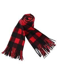 MissPretty 羊绒围巾 Pashmina 柔软女士和男士羊毛 手感保暖披肩 冬季围巾 198.12 厘米 x 63.5 厘米