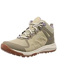 KENE 徒步鞋 EXPLORE MID WP(旧款)女士 Plaza Taupe/Lavender Gray 26 cm D