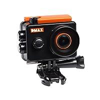 DMax 1080P 全高清运动摄像机 WiFi 黑色