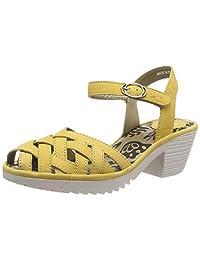 Fly London 女士 Wuzy001fly 闭趾凉鞋