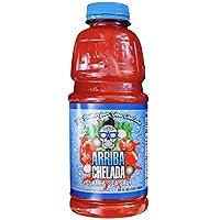 Arriba Chelada,Clam & Sea Salt,32 液体盎司(907ml)(12包)