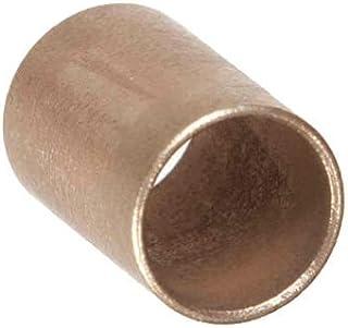 商品 # 101019 油性粉末金属青铜 SAE841 套筒轴承/衬套 每包10条 101019-10 10