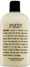 Philosophy 自然哲理 一步到位草本精华洗面奶 卸妆/清洁/滋养三合一洁面乳473ml(美国品牌)