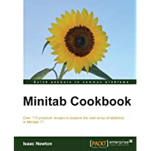 Minitab Cookbook (English Edition)