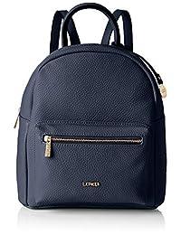 L.CREDI 女士 Maxima 背包手提包,12x28x26 厘米