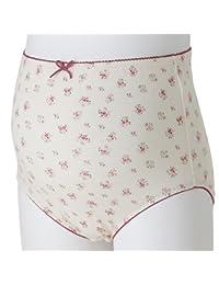 犬印产前高腰孕妇专用内裤夏季托腹内裤纯棉大码孕妇打底三角裤SH2395浅黄M-L